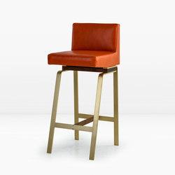 Gavilan Barstool with Back | Bar stools | Khouri Guzman Bunce Lininger