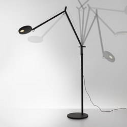 Demetra Floor lamp | Reading lights | Artemide