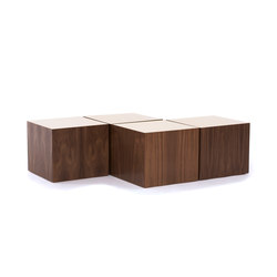 Four Square Cocktail Table | Tables basses | Naula