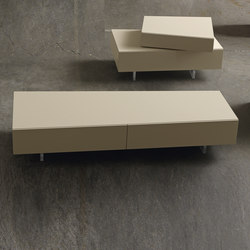 Complementi Notte I-night system_inclinART | Credenze | Presotto