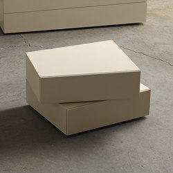 Complementi Notte I-night system_inclinART | Night stands | Presotto