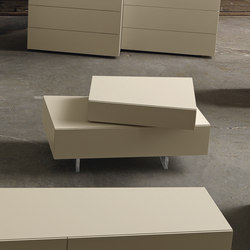Complementi Notte I-night system_inclinART | Comodini | Presotto