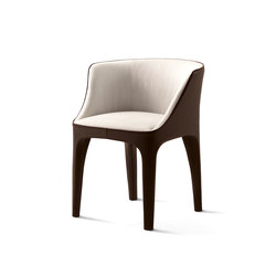 Diana Small Armchair | Visitors chairs / Side chairs | Giorgetti