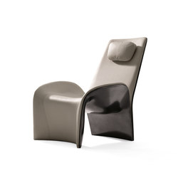 Eva Armchair | Lounge chairs | Giorgetti