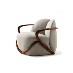 Hug Armchair | Sillones lounge | Giorgetti