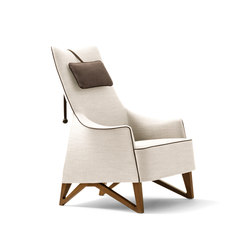 Mobius Armchair | Lounge chairs | Giorgetti