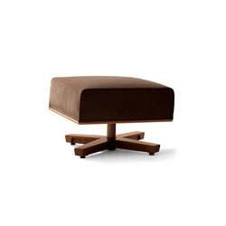 Mobius Stool | Pufs | Giorgetti