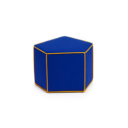 Cuzco pouf shape 1 | Poufs | ZUZUNAGA