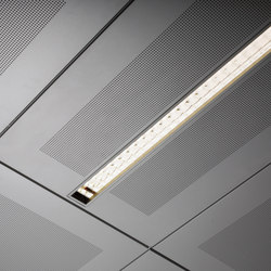Long Mini Down | Recessed ceiling strip lights | Kreon