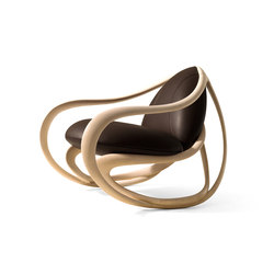 Move Rocking Armchair | Fauteuils d'attente | Giorgetti
