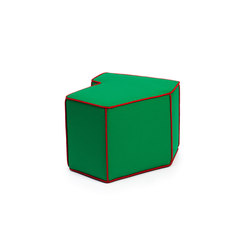 Cuzco pouf shape 2 | Poufs | ZUZUNAGA