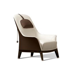 Normal Wing Chair | Armchairs | Giorgetti