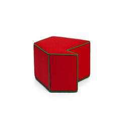 Cuzco pouf shape 3 | Poufs / Polsterhocker | ZUZUNAGA