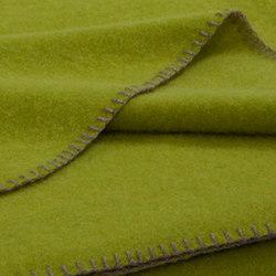 Alina Blanket lime | Coperte | Steiner