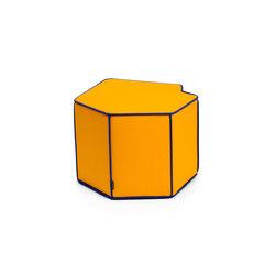 Cuzco pouf shape 4 | Poufs | ZUZUNAGA