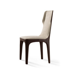 Tiche Chair | Visitors chairs / Side chairs | Giorgetti