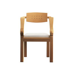 Spring Small Armchair | Visitors chairs / Side chairs | Giorgetti