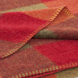 Anna Blanket autumn leaves | Plaids / Blankets | Steiner