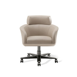 Selectus Swivel Armchair | Lounge chairs | Giorgetti