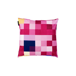 Squaring of the cirlce - mercury | Cushions | ZUZUNAGA