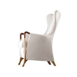 Progetti Wing Chair | Loungesessel | Giorgetti
