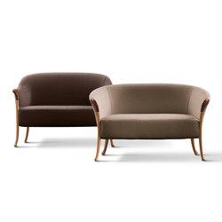 Progetti 2-Seat Sofa | Canapés d'attente | Giorgetti