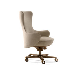 Genius Armchair | Office chairs | Giorgetti