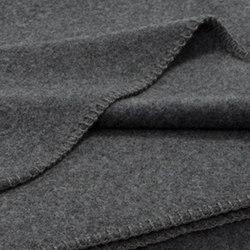 Sophia Blanket graphite | Plaids / Blankets | Steiner