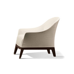 Normal Armchair | Loungesessel | Giorgetti