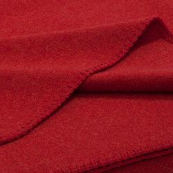 Sophia Blanket cherry | Plaids / Blankets | Steiner