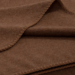 Sophia Blanket copper | Couvertures | Steiner