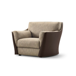 Vittoria Armchair | Loungesessel | Giorgetti