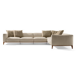 Aton Sofa | Modular seating systems | Giorgetti