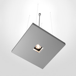 Onn-Air Square indirect/direct | Illuminazione generale | Kreon