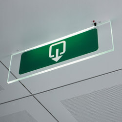 Signs | Emergency lighting | Kreon