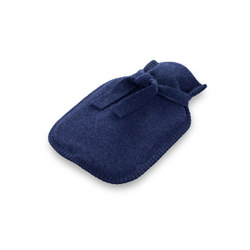 Sophia Hot-water bottle blueberry | Cushions | Steiner1888