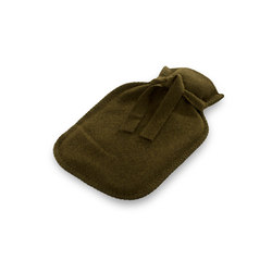 Sophia Hot-water bottle olive | Cuscini | Steiner