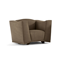 Mould Armchair | Sillones lounge | Giorgetti