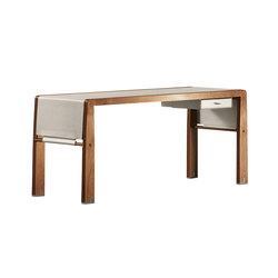 Eos Writing Desk | Direktionstische | Giorgetti