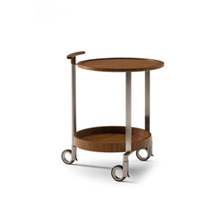 Eos Small Table | Teewagen / Barwagen | Giorgetti