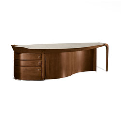 Erasmo Executive Desk | Bureaux de direction | Giorgetti