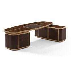 Tycoon Executive Desk | Desks | Giorgetti