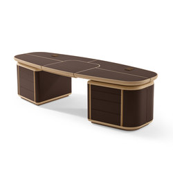 Tycoon Executive Desk | Bureaux de direction | Giorgetti