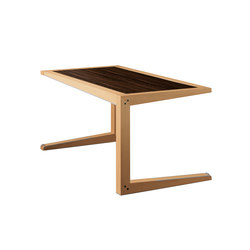 Zeno Writing Desk | Individual desks | Giorgetti