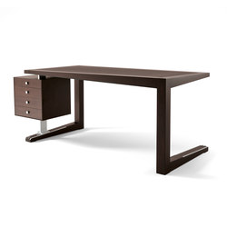 Zeno Writing Desk | Escritorios individuales | Giorgetti