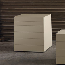 Complementi Notte I-night system_inclinART | Clothes sideboards | Presotto