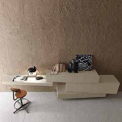 Complementi Notte I-night system_inclinART_ console | Tables consoles | Presotto