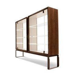 Aei Glass Cabinet | Display cabinets | Giorgetti