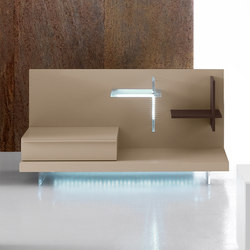 Complementi Notte Onyx | Sideboards | Presotto