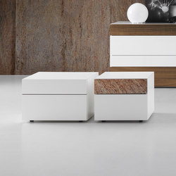 Complementi Notte Wing_1 | Night stands | Presotto